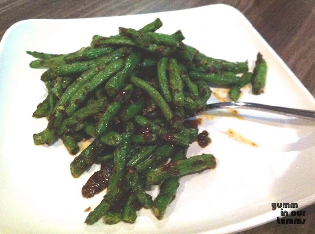 Sambal-fried-runner-beans Long-beans chilli