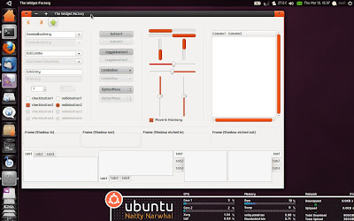 Ubuntu Fitts Ambiance