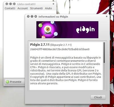 Pidgin 2.7.11
