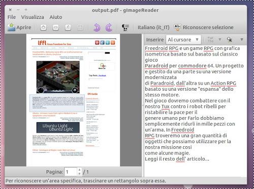 gImageReader 0.9
