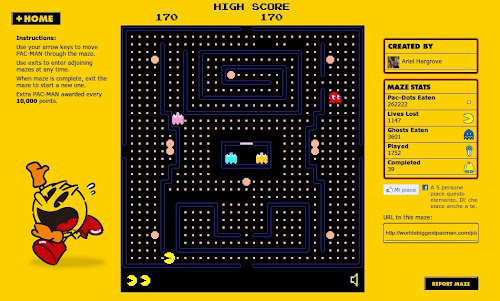 World's Biggest Pac-Man