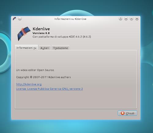 KdenLive 0.8