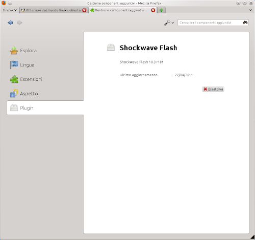 Adobe Flash Player 10.3 RC