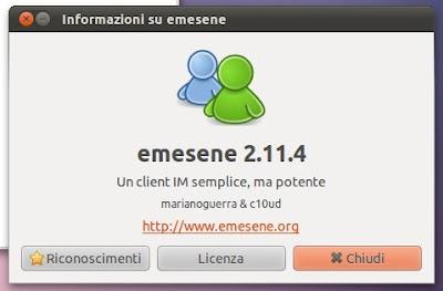 Emesene 2.11.4