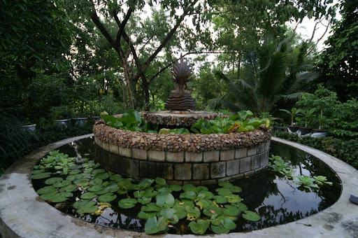 Water In Buddhist Garden Design Gorgeous Buddhist Garden Design Decoration