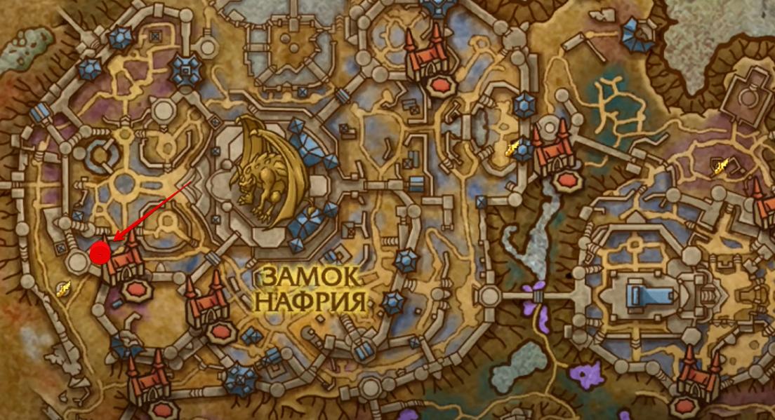 Как получить Кошмарную лошадь Бланчи — гайд по Shadowlands