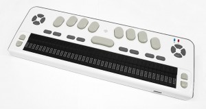 Braille Edge 40 Refreshable Braille Display Device