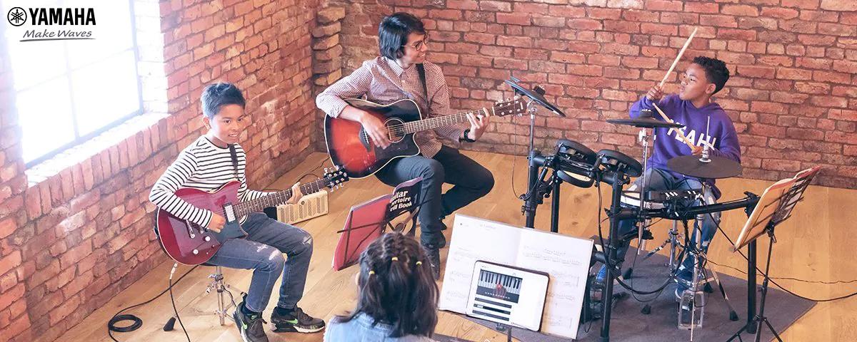 học guitar cho người chưa biết gì
