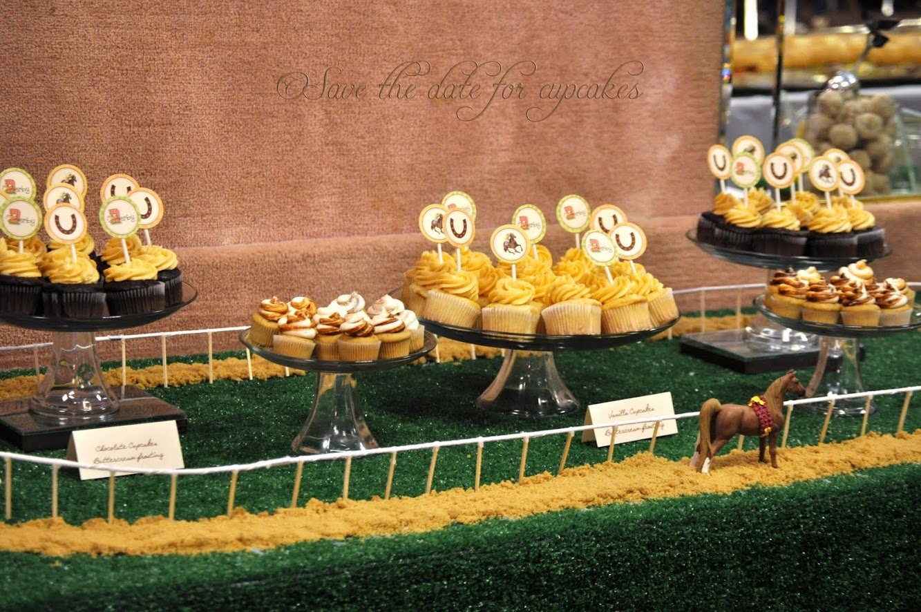 Derby Theme Dessert Table!