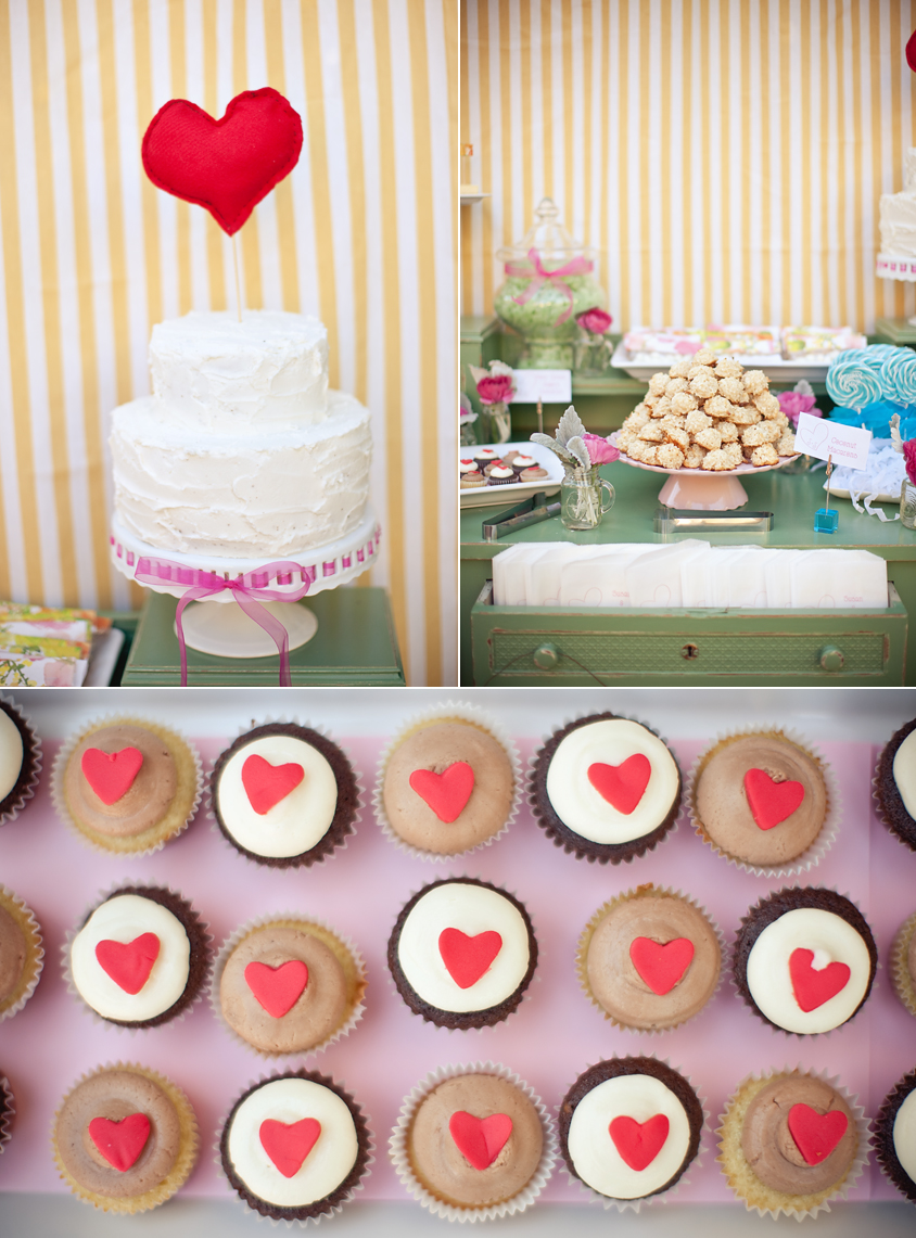 Love Wedding Dessert Table