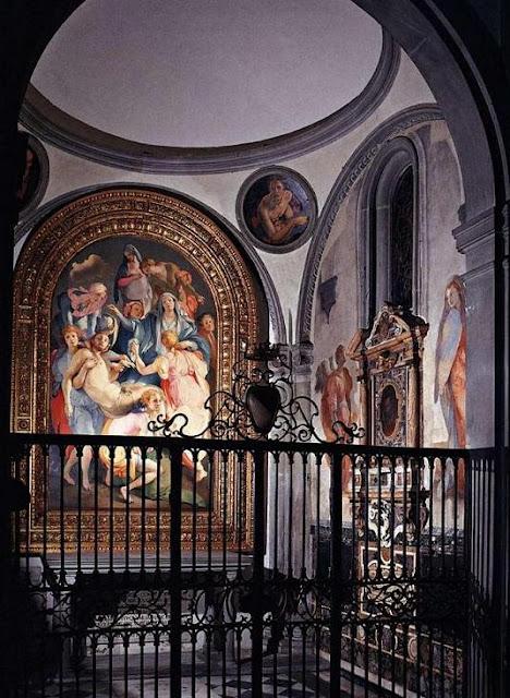 Algargos Arte E Historia Pontormo Pintor Florentino Manierista