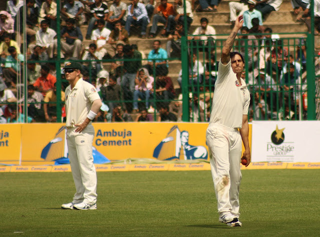 Aussies Fast Bowlers