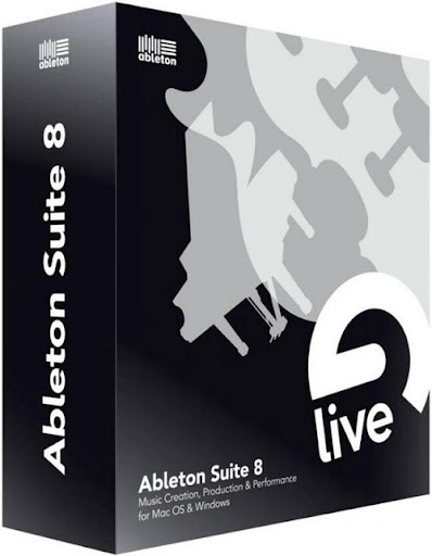 Ableton Suite v8.2.2