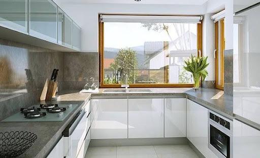 BIAŁA KUCHNIA  inspiracje, realizacje, opinie  Wnętrza  forum muratordom pl -> Kuchnia Biala Na Wysoki Polysk Opinie