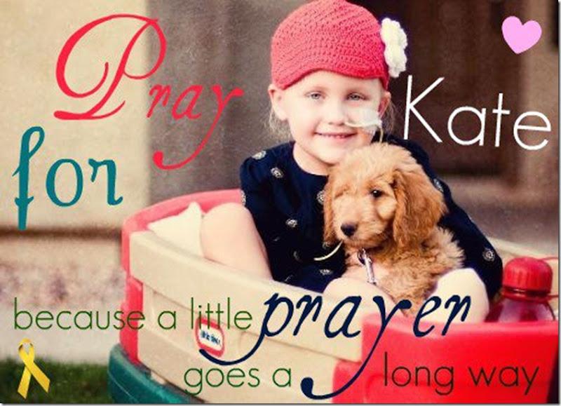 Pray for Kate