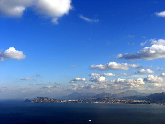 Palermo in der Conca D'Oro