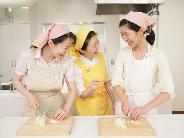 ベターホームのお料理教室梅田教室(北区芝田/イタ …