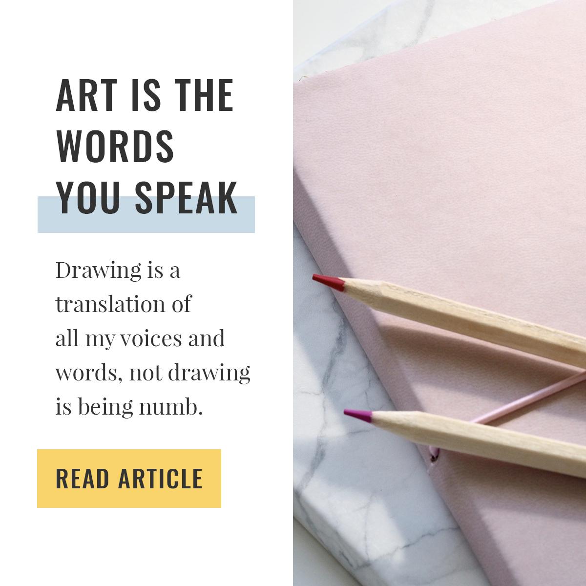 Designest Article Advertisement Instagram Stories Feed Template