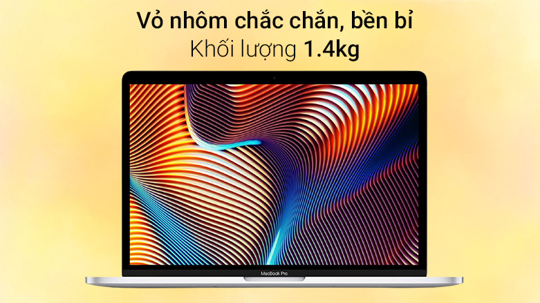 Laptop APPLE MacBook Pro 2020 Z11D000E5 | Vỏ nhôm chắc chắn, bền bỉ