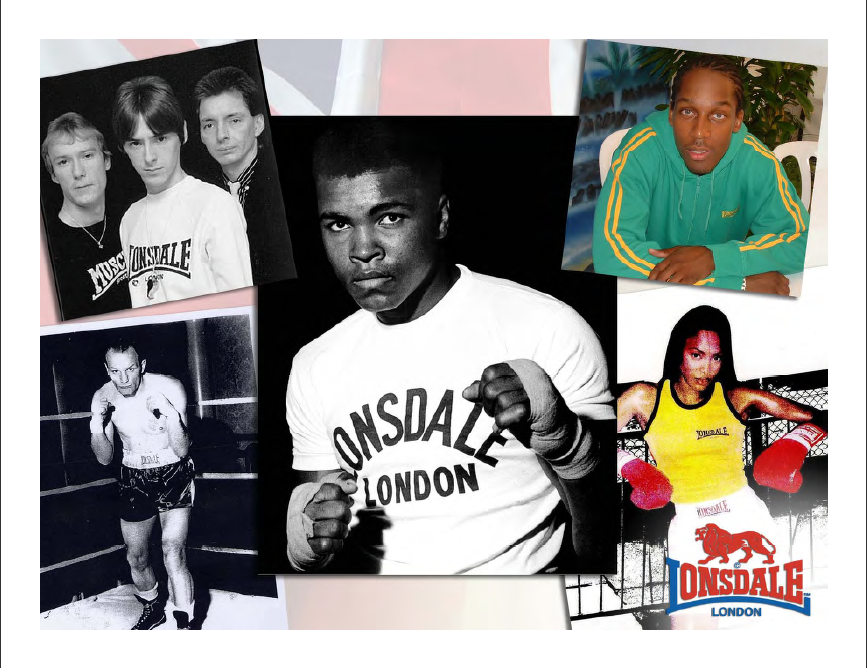 Lonsdale—from the Rings of London to the Streets of New York!