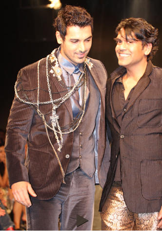 Rocky S The Rock Star Designer That Rocks Bollywood Men S Fashion Truble Pics