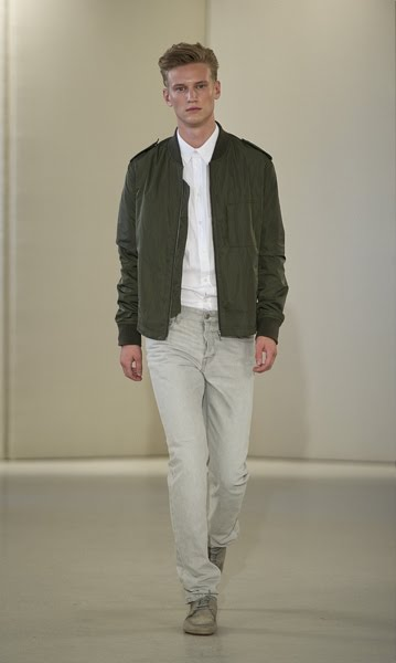Fashion Week Stockholm: Filippa K S/S 11