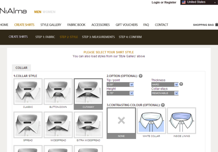 NiAlma.com for Connoisseurs of Bespoke Luxury