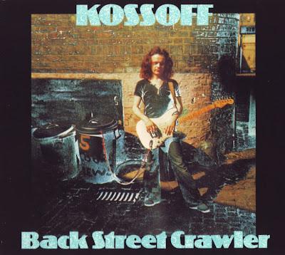 Paul Kossoff - 1973 - Back Street Crawler