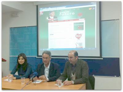 Acto de presentacion Web PSOE