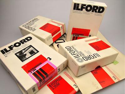 Ilford PE Fotopapier (Schweiz, 1974)