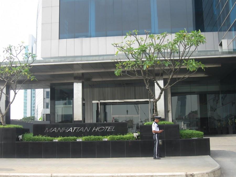 Manhattan Hotel Kuningan Jakarta Selatan Indonesia