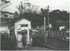 本光寺境内から見たTRC(1964年)