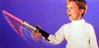 Image result for vintage droids lightsaber
