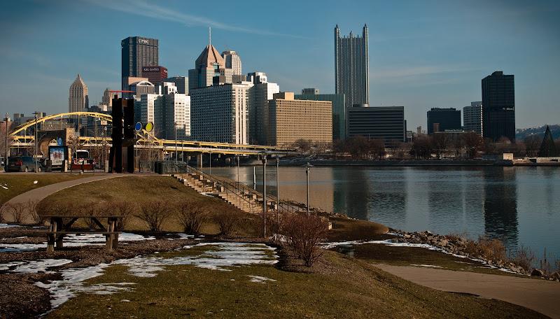 w Pittsburghu na chwilę..