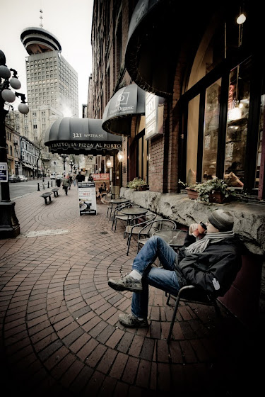 Vancouver -- street