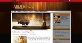 Free Wordpress Theme - Aglow