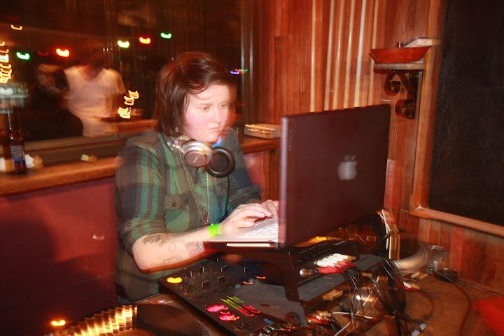 DJ Spinning at El Rio
