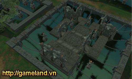 Vạn lý trường thành và đền thờ Maya trong CĐTL 4