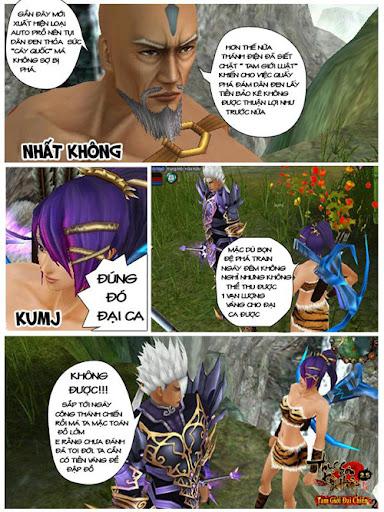 Comic Thục Sơn Kỳ Hiệp: Kế hoạch ám sát 3