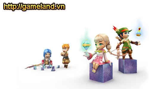 Dragonica phiên bản Việt ra mắt trang teaser 3