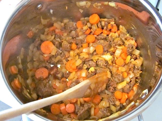 cooked chorizo