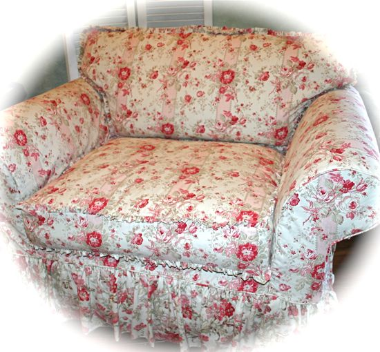 Slipcovered Furniture