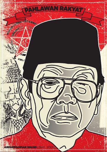 Abdurrahman Wahid: Pahlawan Rakyat