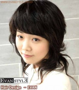 Gambar Model Rambut Wanita 2010 - 2011 Gaya Rambut Wanita Korea