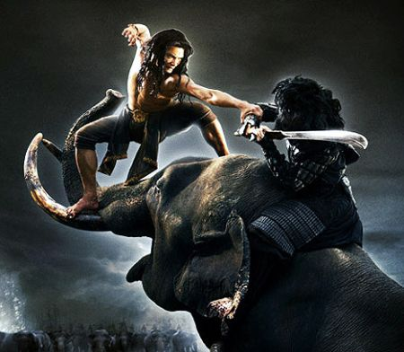 Thai Piracy: Onk Bak 2 Revisited, Ong Bak 3 preview!