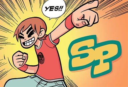 Ben's Scott Pilgrim Review