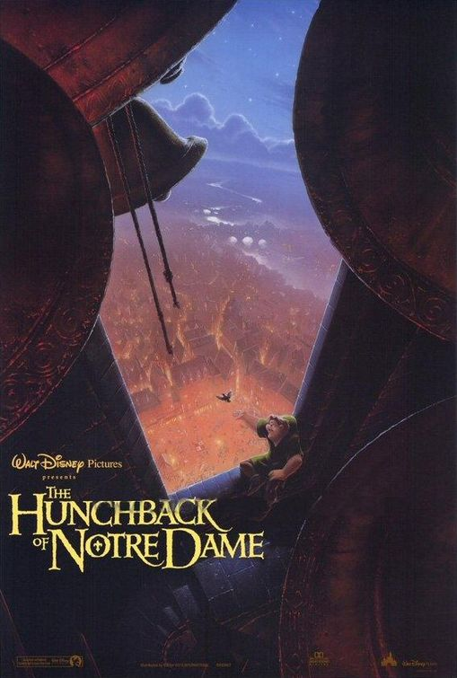 Favorite Movie Series: Andrew Kemp on The Hunchback of Notre Dame