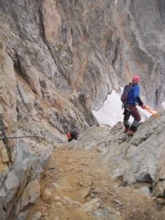 Отчет о горном походе II категории сложности по Западному Кавказу