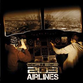 Cortege - 203 Airlines