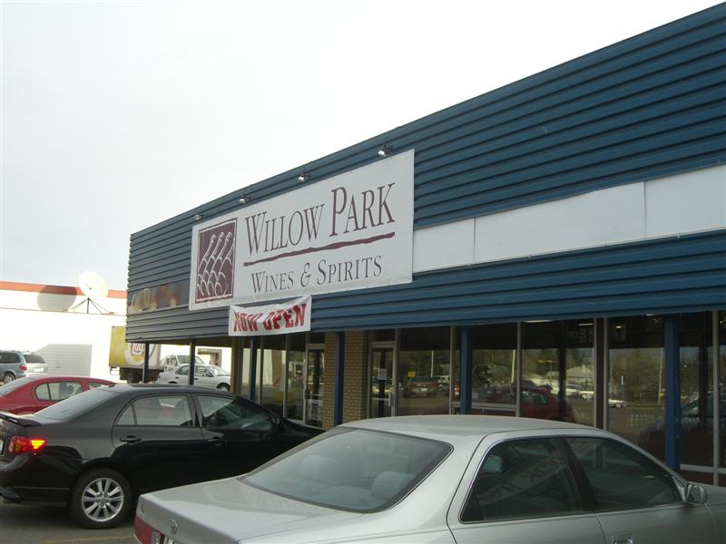 REVIEW: Willow Park Wines & Spirits